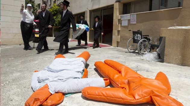 Israel se prepara para una catástrofe a gran escala: 7.000 muertos y 17.000 heridos
