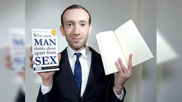 Libro sobre sexo de 200 páginas en blanco se convirtió en superventas