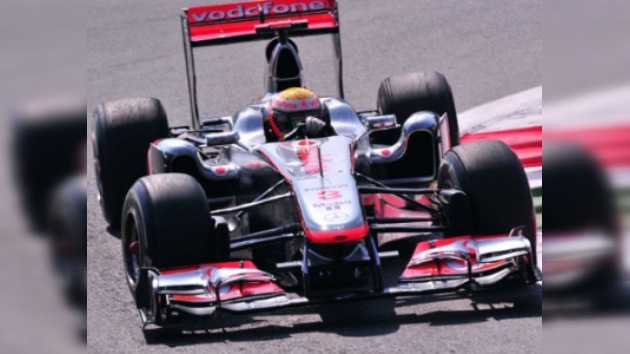 GP de Italia: Hamilton fue el más veloz en las primeras prácticas en Monza