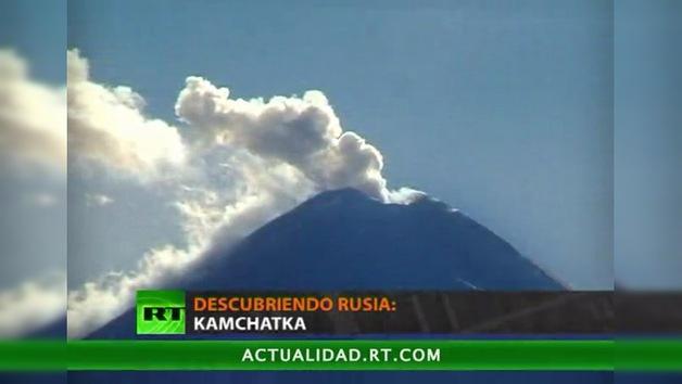 Descubriendo Rusia : Kamchatka
