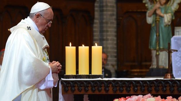 """Papa Francisco: """"Me quedan dos o tres años de vida"""""""
