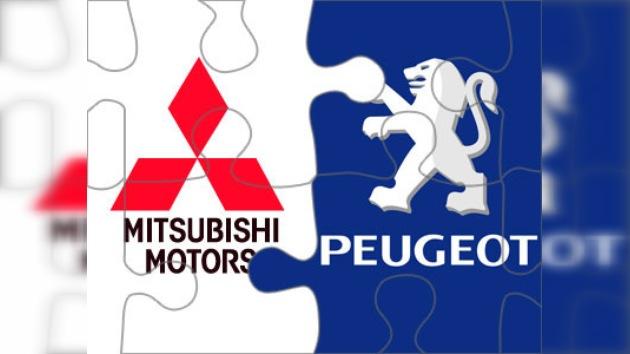 Mitsubishi Motors y Peugeot negocian una posible alianza