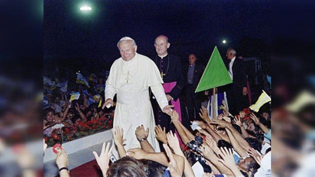 Argentina y Chile homenajean al papa Juan Pablo II