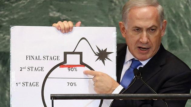 Israel: Irán podría tener la bomba en verano