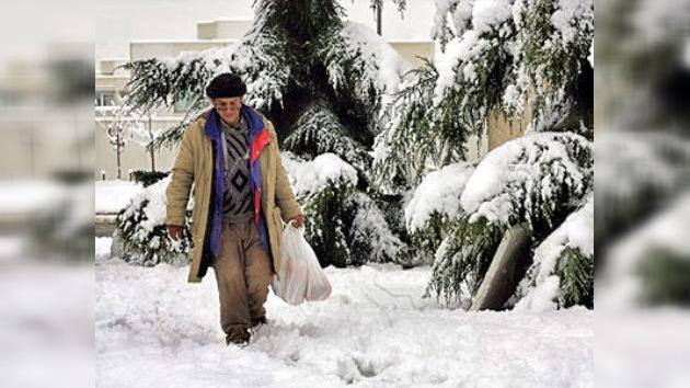 Chile declara la zona de catástrofe por la nieve