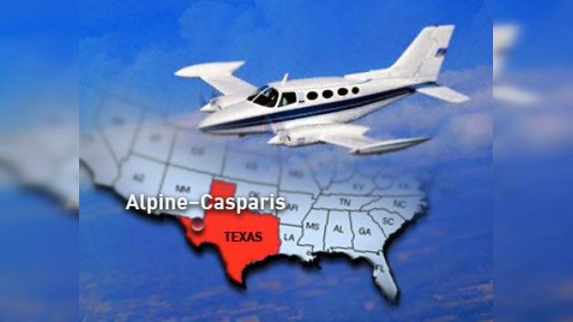 5 personas murieron en un accidente aéreo en El Paso