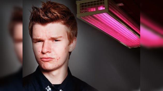 Vergüenza al acné para combatir la delincuencia juvenil en el Reino Unido