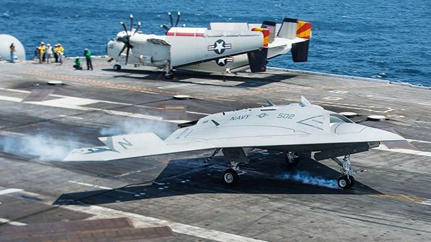 EE.UU. persevera en crear un nuevo drone