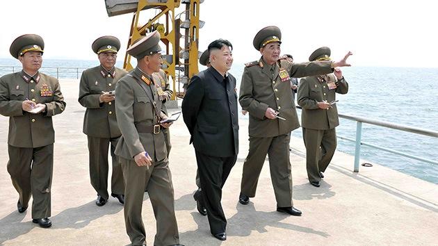 Corea del Norte camuflará sus buques de guerra para burlar la 'lupa' de EE.UU.
