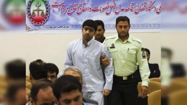 Condenan a muerte al asesino de un físico nuclear iraní