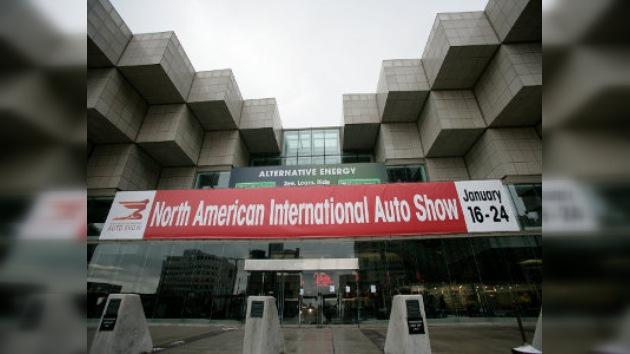 Se inaugura el Salón del Automóvil de Detroit
