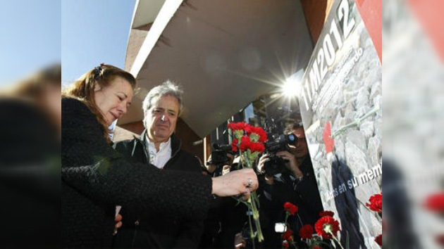 Madrid: el homenaje a las víctimas del 11-M coincide con protestas por la reforma laboral