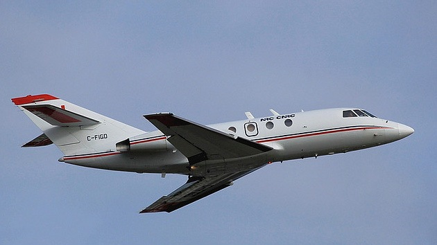 El biocombustible, por las nubes: el primer avión a reacción ecológico calienta motores