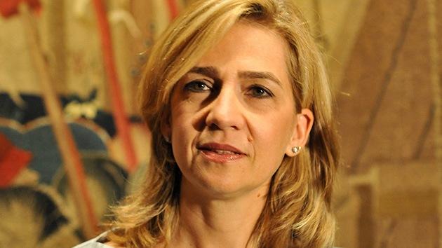 Involucran a la infanta Cristina de España en el escándalo de corrupción Nóos