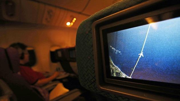 El vuelo MH370 fue desviado de su ruta original justo antes de la última conexión