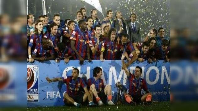 F.C. Barcelona campeón del Mundial de Clubes 2009