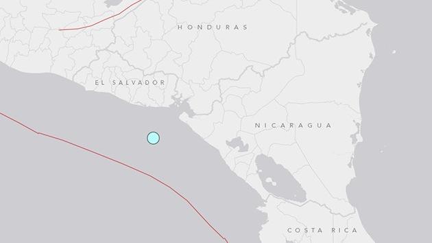 El Salvador: Un fuerte sismo de magnitud 7,3 deja al menos un muerto