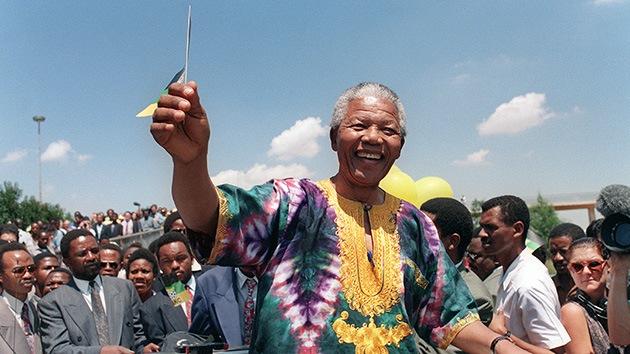 Lo que quizá no sabía de Nelson Mandela