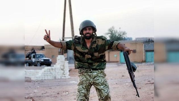 La ONU reconoció al CNT  libio como representante único y legítimo del país