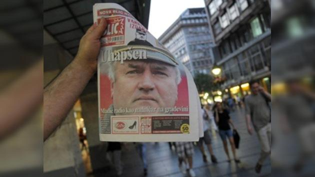"""Suspenden el interrogatorio a Ratko Mladić por su """"debilidad física"""""""