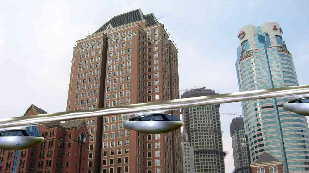 Fotos: El transporte del futuro ya se acerca