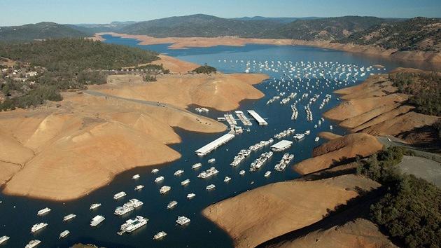 La sequía más feroz 'marca territorio' en California