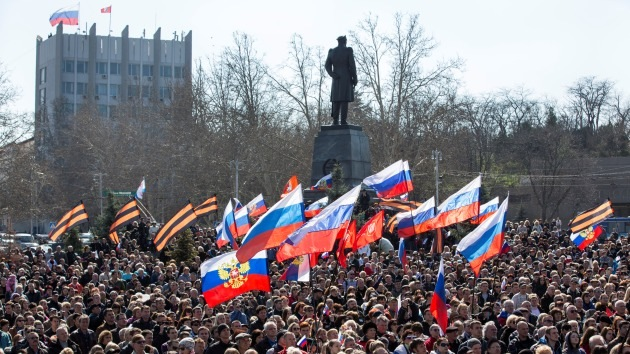 La agencia Associated Press deja de considerar a Crimea como parte de Ucrania