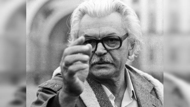 El oscarizado cineasta ruso Serguéi Bondarchuk cumpliría 90 años