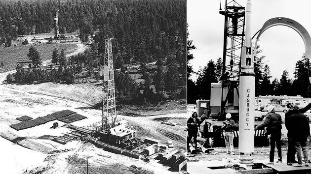 Video: EE.UU. recurrió en el pasado a explosiones nucleares para el 'fracking'