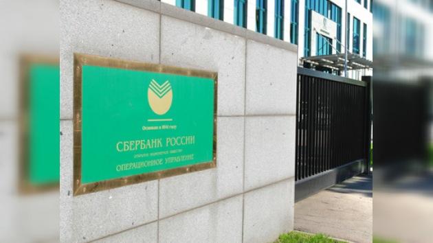 Sberbank fija su beneficio neto en unos US$3,300 -3,900 millones en 2010