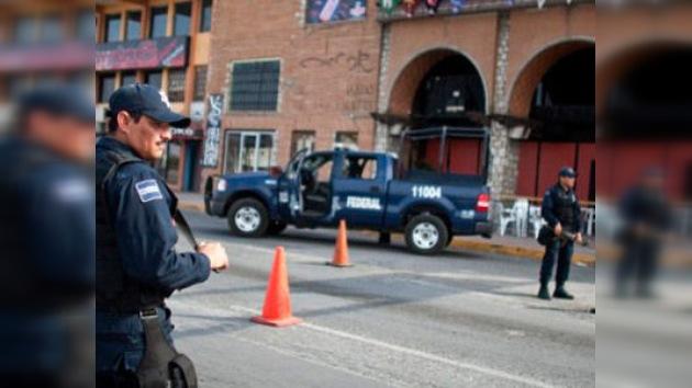 Calderón invierte 32,2 millones de dólares para seguridad en 48 ciudades