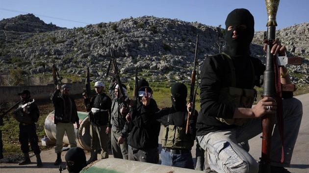 En el Líbano adiestran a sunitas para la lucha contra el Gobierno sirio