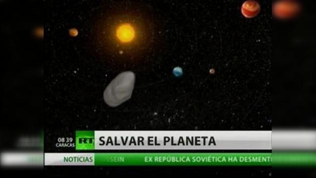 Rusia estudia un proyecto para salvar el planeta