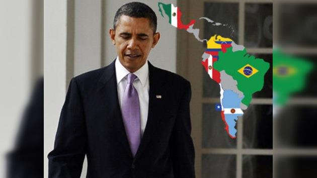 Argentina y Colombia, molestas por quedarse fuera de la gira de Obama