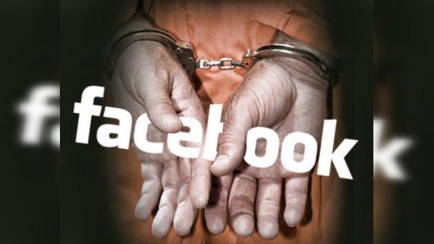 Encarcelado por enviar solicitudes de amistad en Facebook