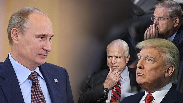 Ampollas en EE.UU. por la carta abierta de Putin, ¿amor propio herido?