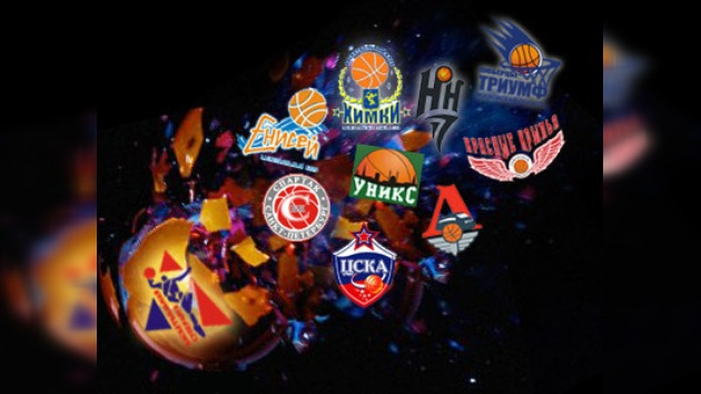 Clubes rusos de baloncesto decidieron liquidar la Superliga