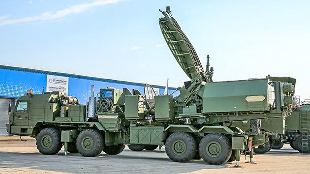 Vencer sin matar: las armas electromagnéticas de Rusia
