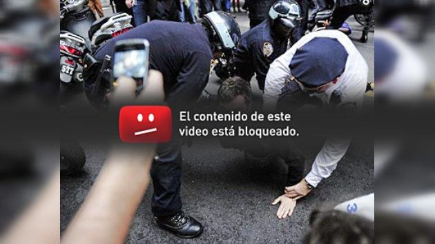EE. UU. no quiere que la violencia de su policía se vea por el ojo de Google