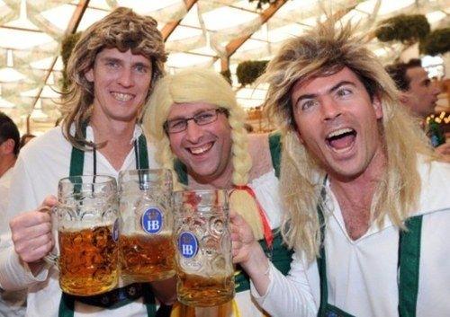 Oktoberfest 2011: la fiesta de los cerveceros de todo el mundo