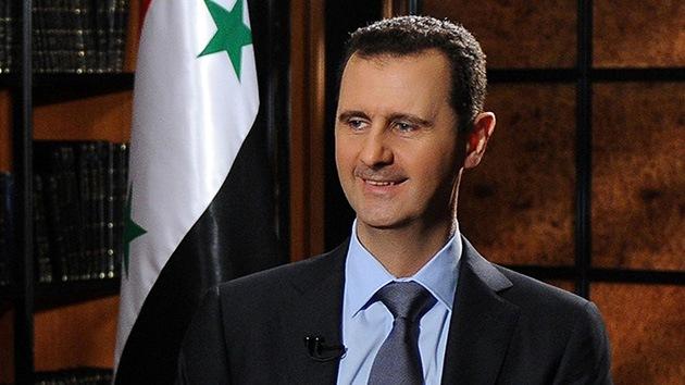 Bashar Assad se postulará a la presidencia de Siria en 2014