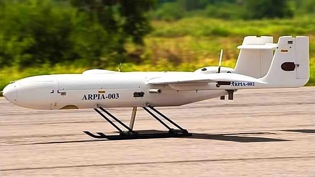 Ingeniero iraní supervisa los 'drones' venezolanos