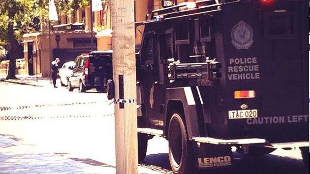 Australia: El Parlamento de Sídney ha sido acordonado por una amenaza de bomba