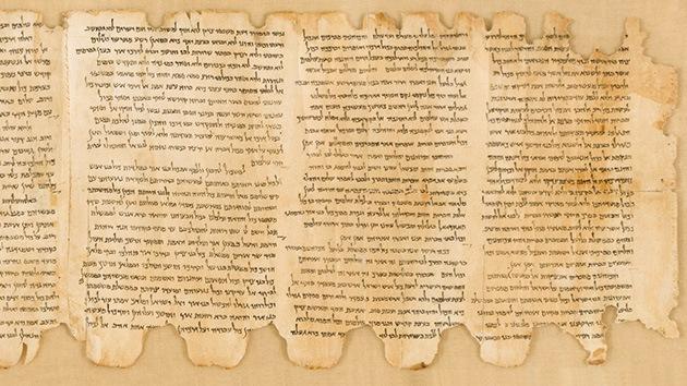 Hallan en Jerusalén textos religiosos judíos de hace 2.000 años olvidados en un museo