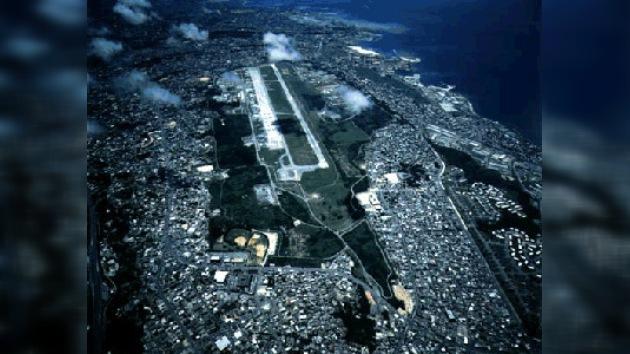 La base estadounidense se queda en Okinawa