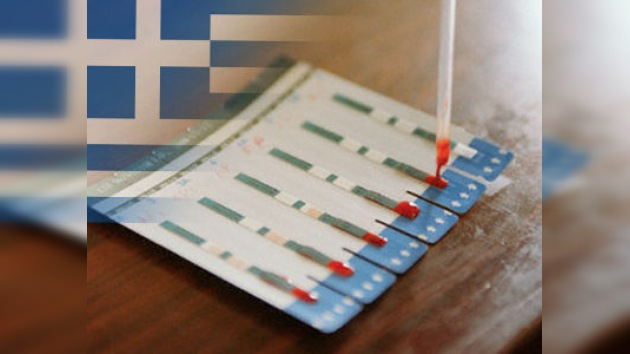 Grecia, azotada por la crisis del VIH