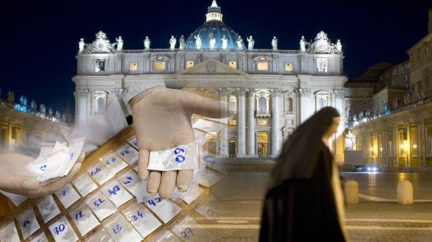 Interceptan en Alemania cocaína líquida dirigida al Vaticano