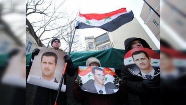 El Consejo de Seguridad se pliega a la voluntad de Rusia y no pide ya la renuncia de Assad