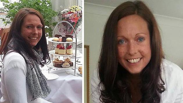 Una terrible enfermedad obliga a una británica a tomar baños de aceite