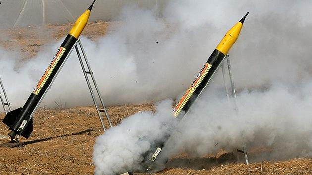 Un cohete lanzado desde el Líbano cae en territorio israelí